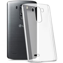 Silicon Case LG G3 Ultra slimm Transparet