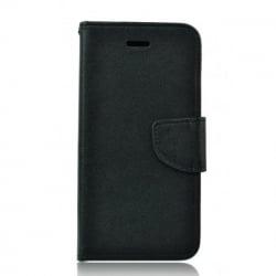 LG Zero Θήκη Βιβλίο Book Case Telone Fancy Black / Μαύρη