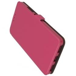 LG Zero Θήκη Βιβλίο Ροζ Telone Book Case Pocket Pink