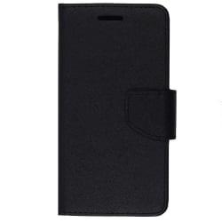 LG K10 Θήκη Βιβλίο Μαύρο / Book Case Black