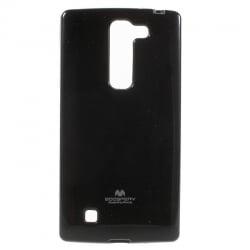 Lg G4c / Mini / Magna Θήκη Σιλικόνης Μαύρη Goospery Silicone Jelly Case Black