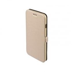 LG Spirit Θήκη Βιβλίο Χρυσό Telone Book Case Pocket Gold