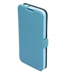 Lumia 630 Θήκη Βιβλίο Μπλέ Telone Book Case Pocket Blue