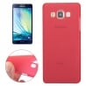 Samsung Galaxy A7 Σκληρή Θήκη Κόκκινη Hard Case Ultra Thin 0,3mm Red