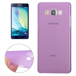 Samsung Galaxy A7 Σκληρή Θήκη Μωβ Hard Case Ultra Thin 0,3mm Purple