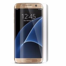 Samsung Galaxy S7 edge ENKAY Εμπρός και Πλάγια Full Cover / Curved Super Clear Προστατευτικό Τζαμάκι Tempered Glass