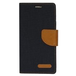 Samsung Galaxy J1 2016 Θήκη Βιβλίο Μαύρο Fancy Book Case Telone Black