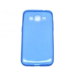 Samsung Galaxy Core Prime Θήκη Σιλικόνης Μπλέ Silicone Case Ultra Slim 0.3 mm Blue