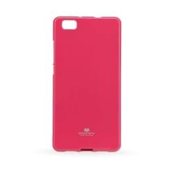 Huawei P8 Lite Θήκη Σιλικόνης Φούξια Goospery Silicone Jelly Case Hotpink