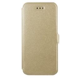 Samsung Galaxy S7 Edge Θήκη Βιβλίο Χρυσό Telone Book Case Pocket Gold