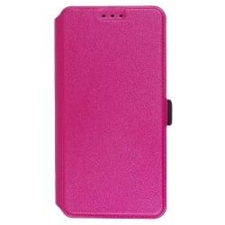 Samsung Galaxy J1 (J100) 2015 Θήκη Βιβλίο Φούξια Telone Book Case Pocket Fuchsia