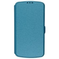 Samsung Galaxy S7 Edge Θήκη Βιβλίο Μπλέ Telone Book Case Pocket Blue