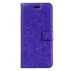 Huawei Honor 8 Θήκη Βιβλίο Μωβ Book Case Purple