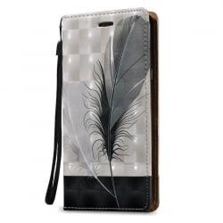 Samsung Galaxy J7 2016 Θήκη Βιβλίο Δύο Φτερά Book Case