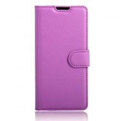 Sony Xperia XA Θήκη Βιβλίο Μωβ Book Case Purple