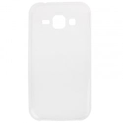 Samsung Galaxy J1 (J100) 2015 Θήκη Σιλικόνης Διάφανη Silicone Case Ultra Slim 0,3mm Transparent