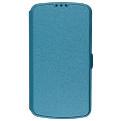 Sony Xperia E4g Θήκη Βιβλίο Μπλέ Telone Book Case Pocket Blue