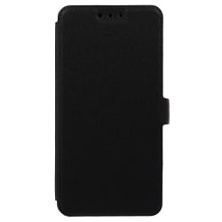 Sony Xperia E4g Θήκη Βιβλίο Μαύρο Telone Book Case Pocket Black