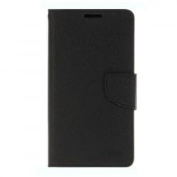 Sony Xperia XA Θήκη Βιβλίο Μαύρο Mercury Fancy Diary Goospery Book Case Black