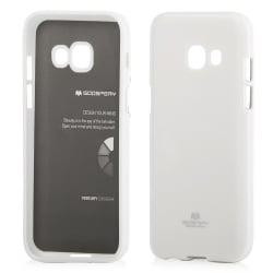 Samsung Galaxy A3 2017 Θήκη Σιλικόνης Λευκή Goospery Silicone Jelly Case White