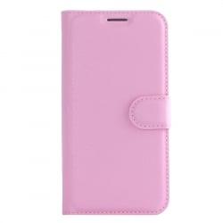 Samsung Galaxy J5 2016 Θήκη Βιβλίo Ροζ Book Case Pink
