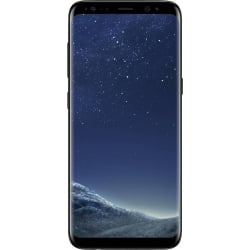 SAMUNG S8 G950 64 GB LTE MIDNIGHT BLACK EUy EU