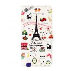 Samsung Galaxy S8 + Plus Θήκη Βιβλίο Το Παρίσι Book Case