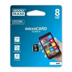 Good Ram Micro Sd 8 GB class4 M400