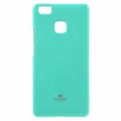 Huawei P10 Lite Θήκη Σιλικόνης Βεραμάν Goospery Silicone Jelly Case Mint