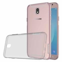 Samsung Galaxy J5 2017 Nillkin Θήκη Σιλικόνης Γκρι Nature TPU Case 0.6 mm Grey