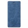 Xiaomi Redmi Note 4 Θήκη Βιβλίο Σκούρο Μπλε Mofi Vintage Leather Book Case Dark Blue