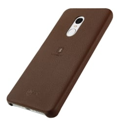 Xiaomi Redmi Note 4 Lenuo Music Σκληρή Θήκη Καφέ Hard Case Brown