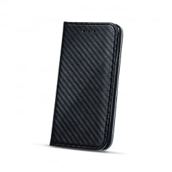 Samsung Galaxy J5 2017 Θήκη Βιβλίο Μαύρο Book J530 Case Smart Carbon Telone Black