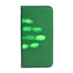 Xiaomi Redmi 4X Θερμική Θήκη Βιβλίο ΠράσινοThermo Book Case Green