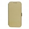 Sony Xperia E5 Θήκη Βιβλίο Χρυσό Telone Book Case Pocket Gold