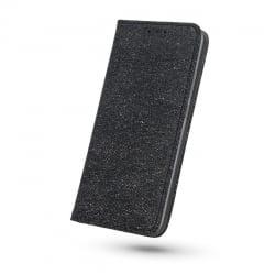 Xiaomi Redmi 4X Θήκη Smart Shine Βιβλίο Μαύρο Book Case Black