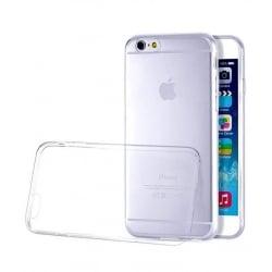 iPhone 6 Plus / 6s Plus Θήκη Σιλικόνης Διάφανη TPU Silicone Case Ultra Slim 0.3 mm Transparent