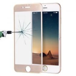 iPhone 7 Plus / 8 Plus ENKAY 0.26 mm Titanium Full Screen Προστατευτικό Τζαμάκι Χρυσό Tempered Glass 9H 3D Gold