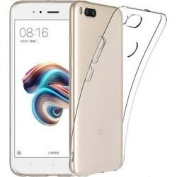 Xiaomi Mi 5X / Mi A1 Θήκη Σιλικόνης Διάφανη Silicone Case Ultra Slim 0,3mm Transparent