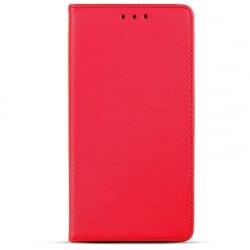 Xiaomi Redmi 4A Θήκη Βιβλίο Κόκκινο Book Case Telone Smart Magnet Red