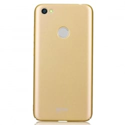 Xiaomi Redmi Note 5A / 5A Prime Lenuo Le Shield Σκληρή Θήκη Χρυσή Hard Case Gold