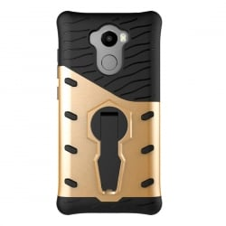 Xiaomi Redmi Xiaomi Redmi 4 / 4 Pro / 4 Prime Θήκη Χρυσή Με Σταντ 360 Degree Spin Tough Armor TPU+PC Combination Case With Holde