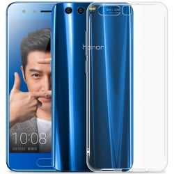 Huawei Honor 9 Θήκη Σιλικόνης Διάφανη Silicone Case Ultra Slim 0.3 mm Transparent
