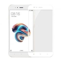 Xiaomi Mi A1 / 5X Mofi Προστατευτικό Τζαμάκι Λευκό 9H Hardness 2.5D Explosion-Proof Full Screen Film White