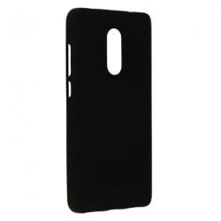 Xiaomi Redmi Note 4X Goospery Soft Feeling Θήκη Σιλικόνης Μαύρη Silicone Case Black