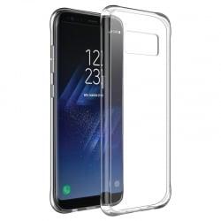 Samsung Galaxy S8 + Plus Θήκη Σιλικόνης Διάφανη Silicone Case Ultra Slim 0.3 mm Transparent