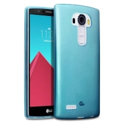 Silicon Ultra Slim Blue 0,3mm LG G4