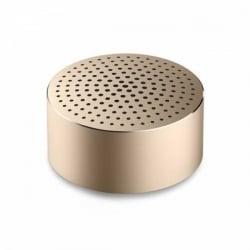 Original Xiaomi Γνήσιo Ηχείo Bluetooth Speaker Wireless Mini Stereo Metal Body Subwoofer with Built-in Mic & Lanyard Hole Gold