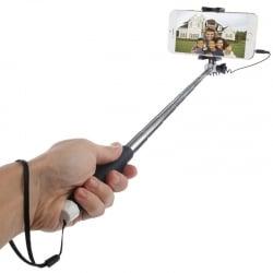 Selfie Stick HAWEEL Monopod Black / Μαύρο