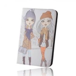 Universal Θήκη Tablet 10'' Μοδάτα Κορίτσια Fashion Tablet Case